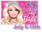Barbie Camp: July 6th - 10th