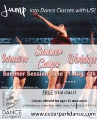 Now Enrolling for Summer Classes