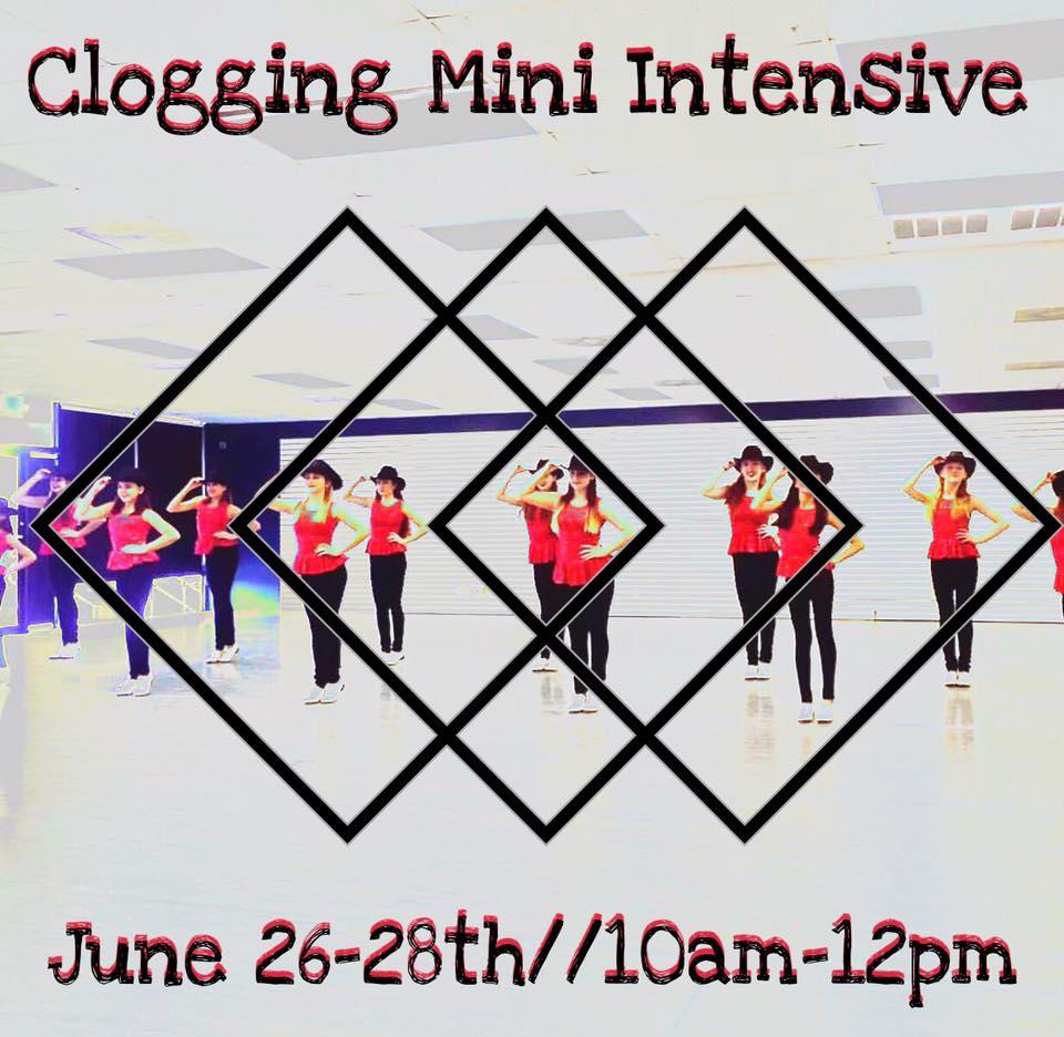 Clogging Intensive June 26-28th