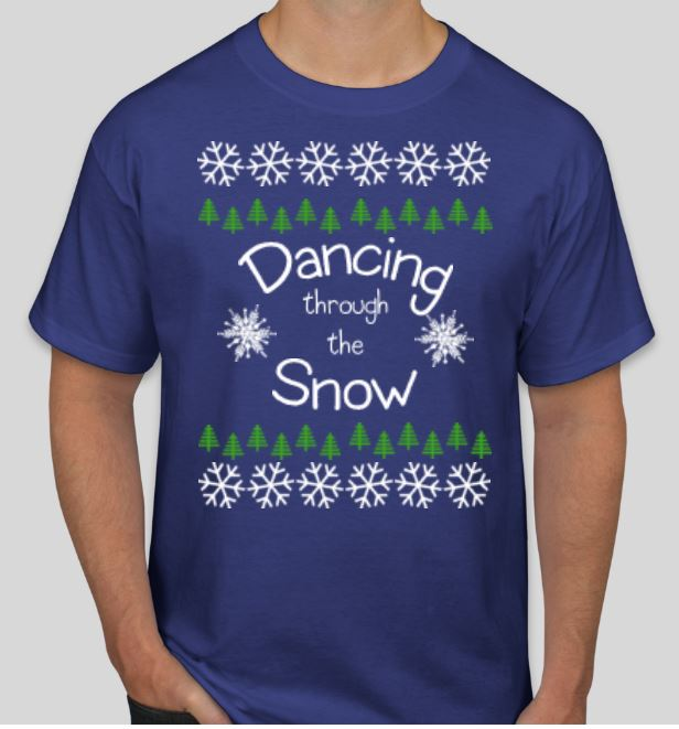 Order Your Holiday T-Shirt