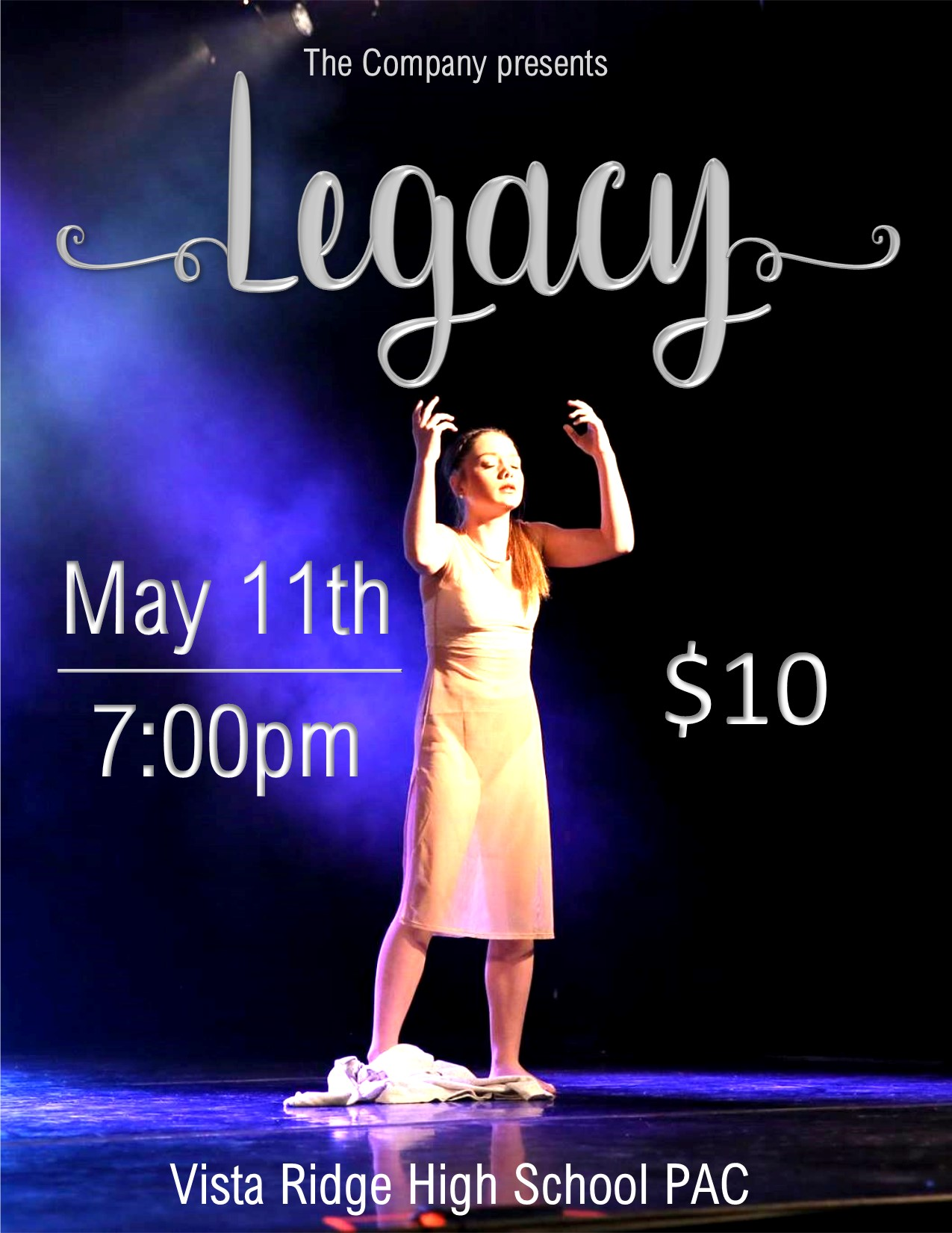 Legacy Tickets On Sale