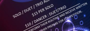 Solo/Duet/Trio Adjudication, Jan. 13th