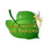 Tinker Bell Camp: July 20th - 24th